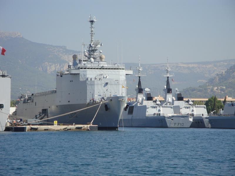 [Les Ports Militaires de Métropole] Visite de la rade de Toulon Dsc01722
