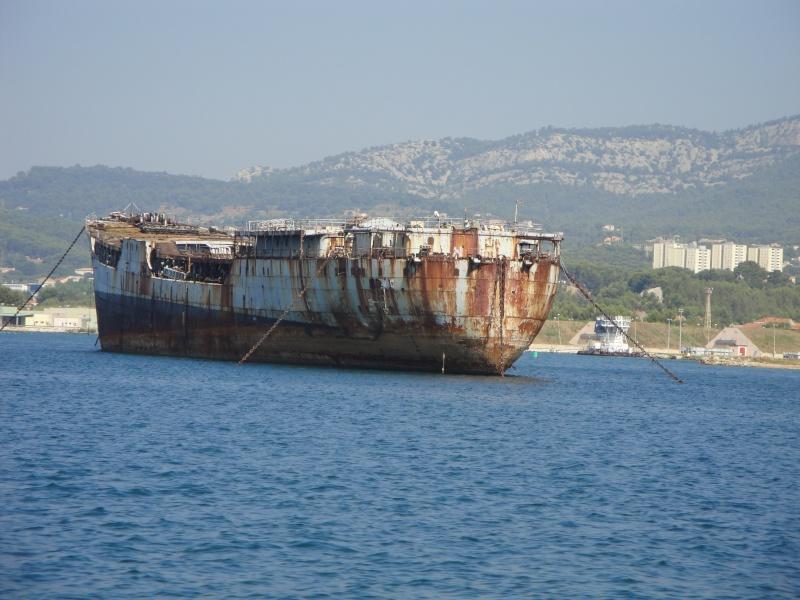 [Les Ports Militaires de Métropole] Visite de la rade de Toulon Dsc01723