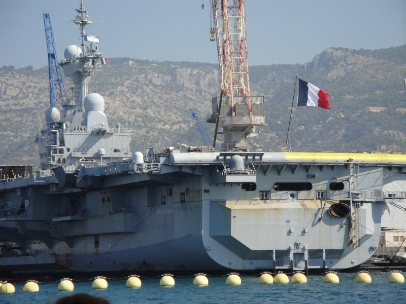 [Les Ports Militaires de Métropole] Visite de la rade de Toulon Dsc01724