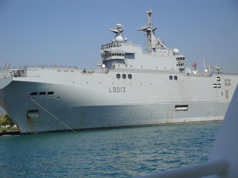 [Les Ports Militaires de Métropole] Visite de la rade de Toulon Dsc01810