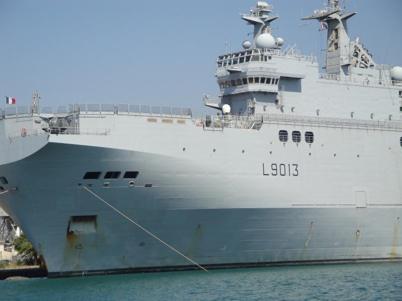 [Les Ports Militaires de Métropole] Visite de la rade de Toulon Dsc01814