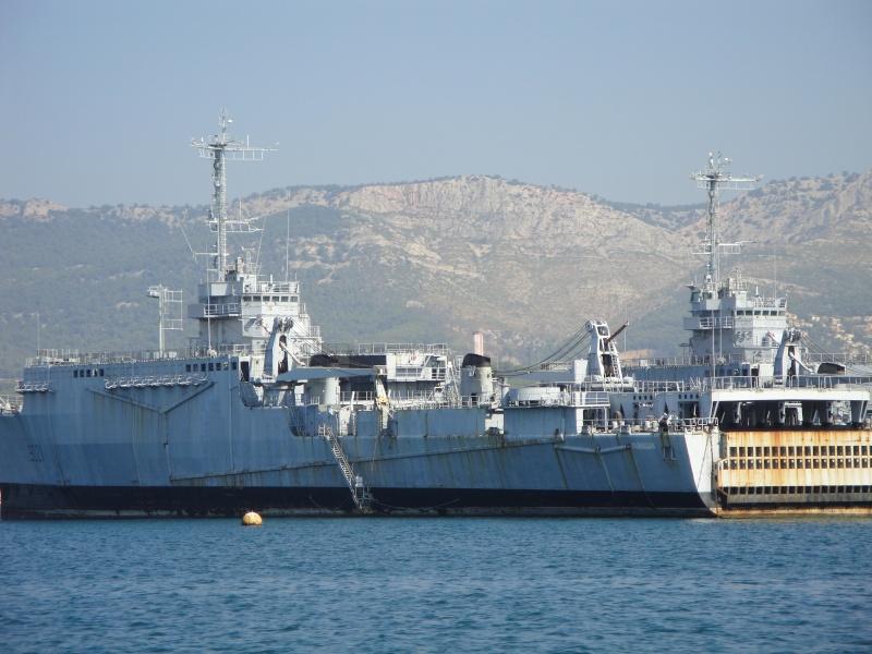 [Les Ports Militaires de Métropole] Visite de la rade de Toulon Dsc01815