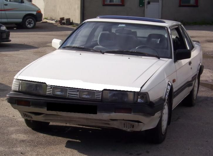 PROJET TUNING sur MAZDA 626 GTi COUPE de 1987 000_0310