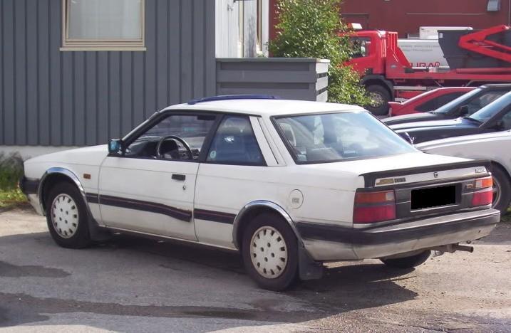 PROJET TUNING sur MAZDA 626 GTi COUPE de 1987 000_0311