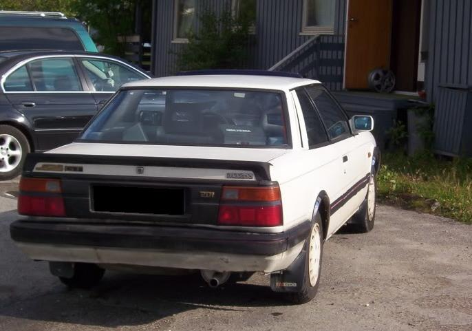 PROJET TUNING sur MAZDA 626 GTi COUPE de 1987 000_0312