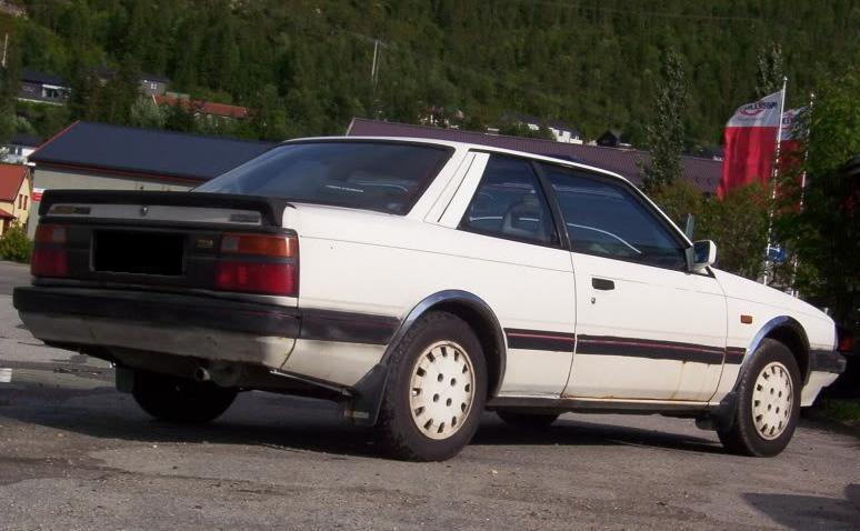 PROJET TUNING sur MAZDA 626 GTi COUPE de 1987 000_0313