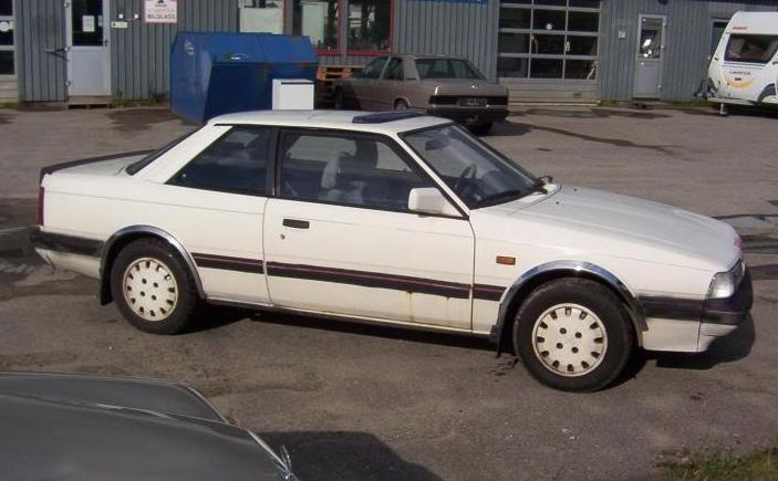 PROJET TUNING sur MAZDA 626 GTi COUPE de 1987 000_0314
