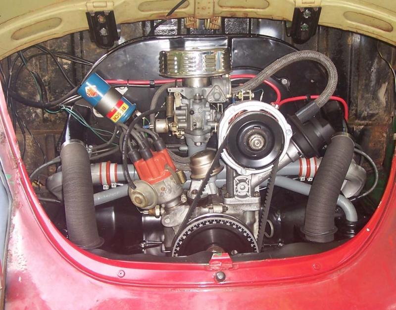 My 1959 Euro Bug - Page 2 Engine10