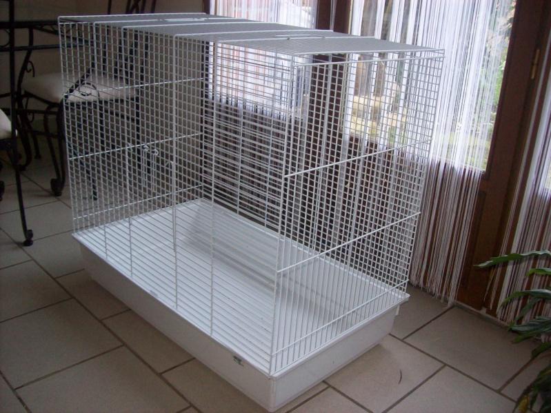 3 grandes cages comme neuve ! 59 NORD 101_2923