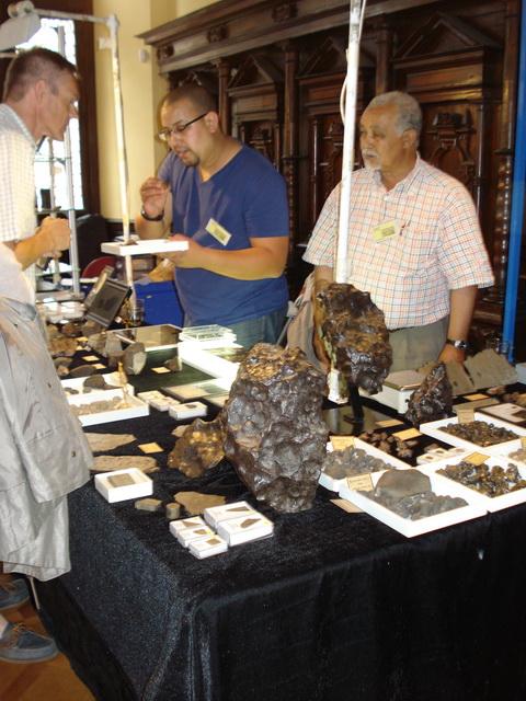 12ème bourse aux météorites d'Ensisheim Ensish15
