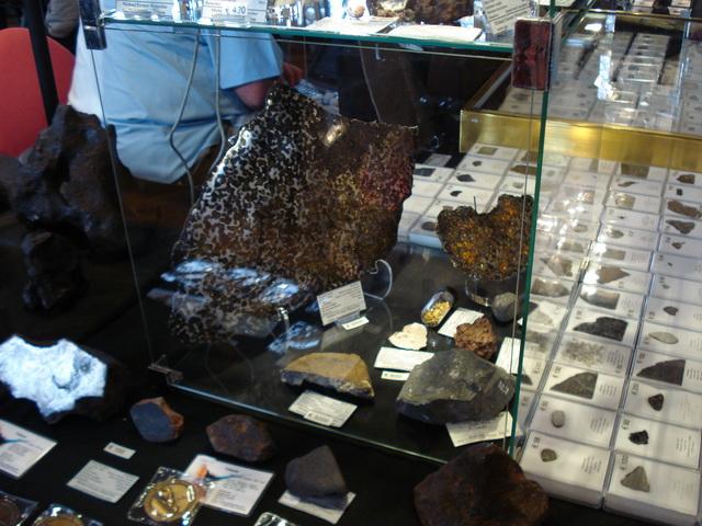12ème bourse aux météorites d'Ensisheim Ensish17