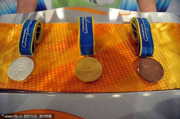 Jeux Asiatiques 2010 : Guangzhou, Chine 04b68f10