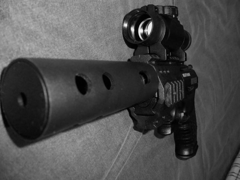 Mon 1er pistolet Co2: Umarex NIGHTHAWK...et son nouveau joujou 100_0117