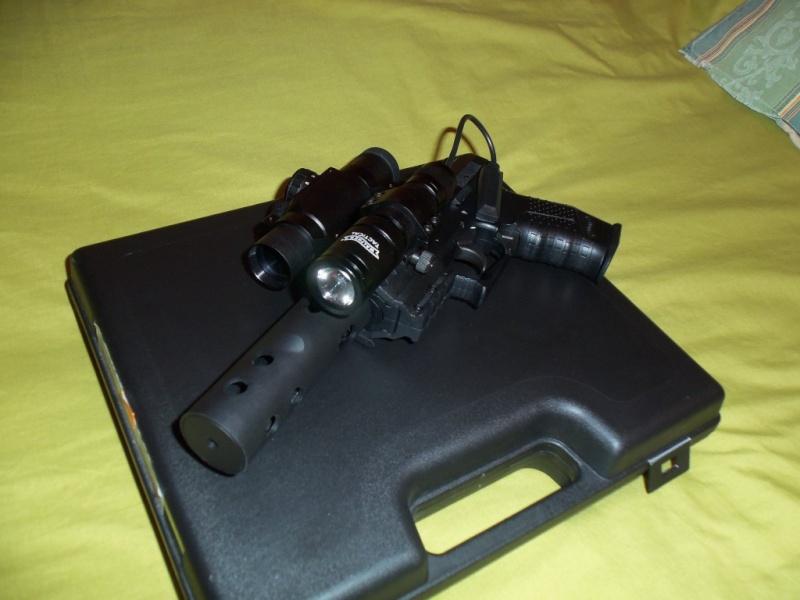 Mon 1er pistolet Co2: Umarex NIGHTHAWK...et son nouveau joujou 100_0217