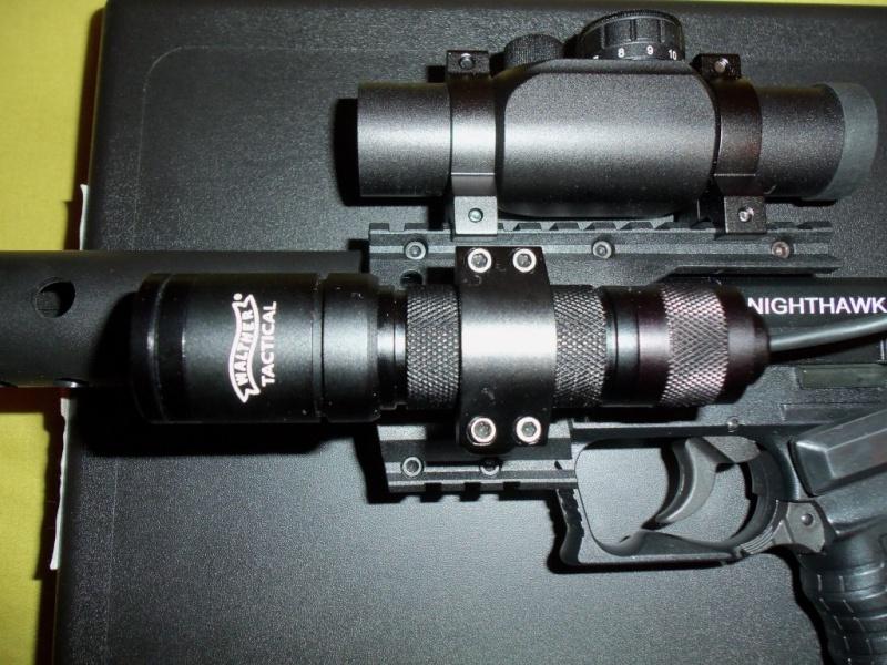 Mon 1er pistolet Co2: Umarex NIGHTHAWK...et son nouveau joujou 100_0218