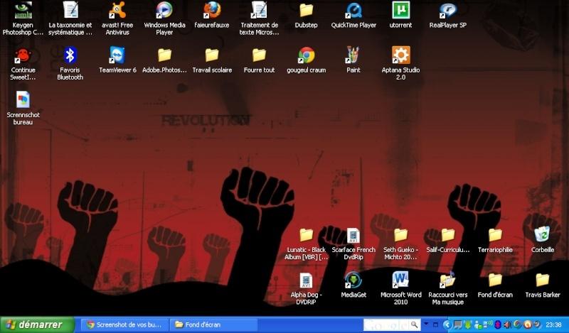 Screenshot de vos bureaux Screnn10