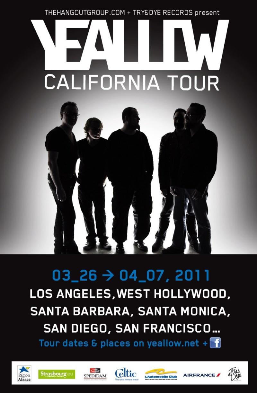 Yeallow California Tour 2011 20181710