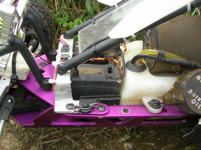 Chasis cortado nada menos que 6,5cm 412