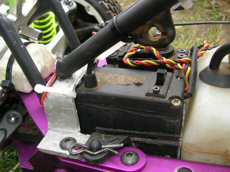 Chasis cortado nada menos que 6,5cm 910