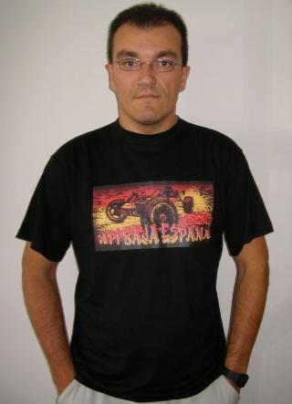 Camisetas del foro P218