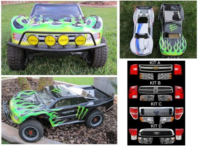 Todas las carrocerías disponibles para hpi baja: Woodst10