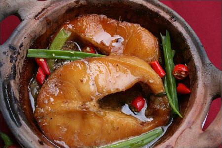 Món ngon từ cá lóc miền Nam 06051117