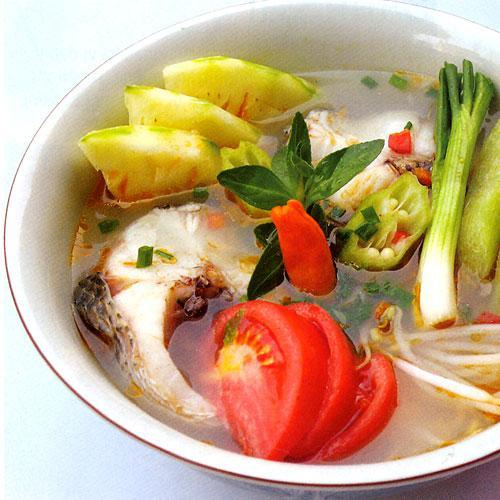 Món ngon từ cá lóc miền Nam 06051121