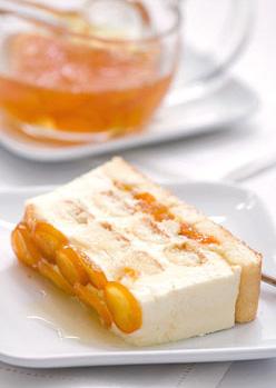 Bánh Tiramisu hương quất chín 710