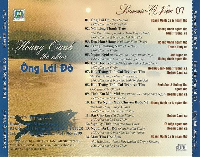 Ông lái đò - Hoàng Oanh Thơ Nhạc F208a510