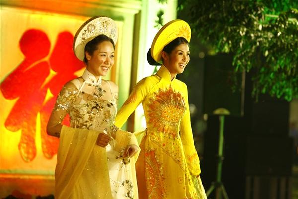 Lễ hội áo dài 3 miền Images21