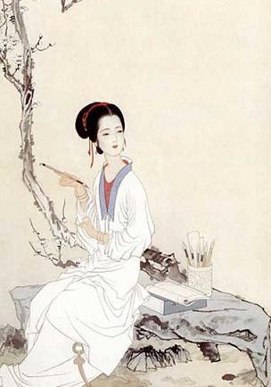 Hồng Hà nữ sĩ - Hồng nhan đa truân  Khuetr10
