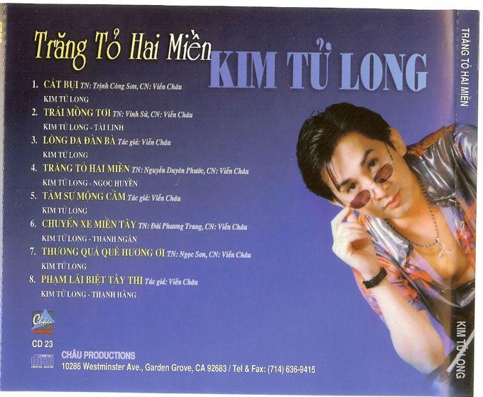 Trăng tỏ hai miền - Kim Tử Long Tt2m10