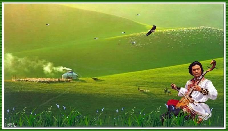 Vĩ Cầm Mông Cổ Violin10