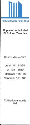 bibliothèque pour tous de Saint Pol sur ternoise 17868_10