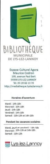 bibliothèque de Lys les Lannoy 17941_10