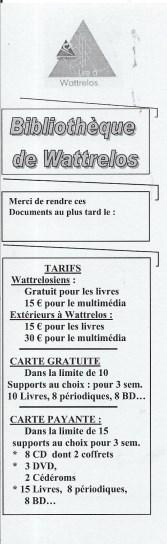 bibliothèque de Wattrelos 17944_10