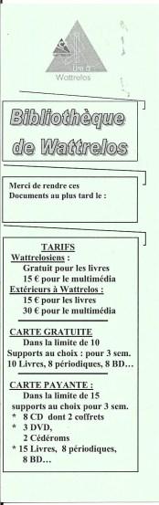 bibliothèque de Wattrelos 17946_10