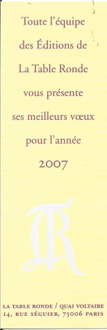 La Table ronde éditions 19041_10