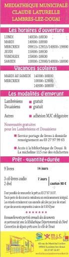 médiathèque de Lambres mez douai 19897_10