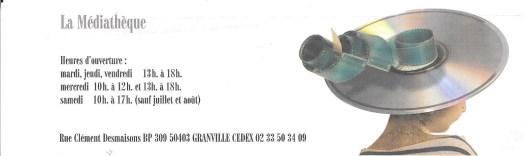 Médiathèque de Granville (50) 19900_10