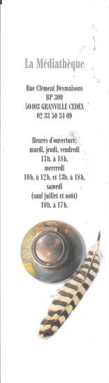 Médiathèque de Granville (50) 19902_10