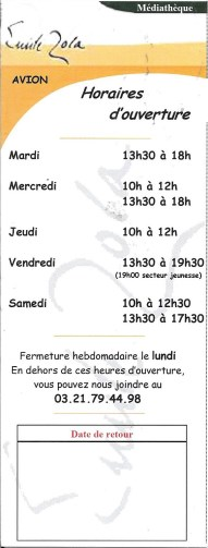 médiathèque Emile Zola 20760_10