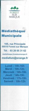 Mèdiathèque de Forest sur Marque 20763_10