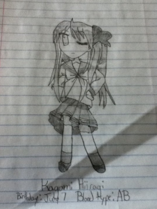 Lucky Star Drawings M_310