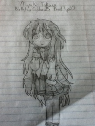 Lucky Star Drawings M_410