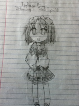 Lucky Star Drawings M_510