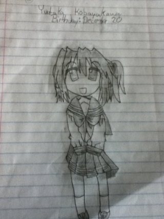 Lucky Star Drawings M_610
