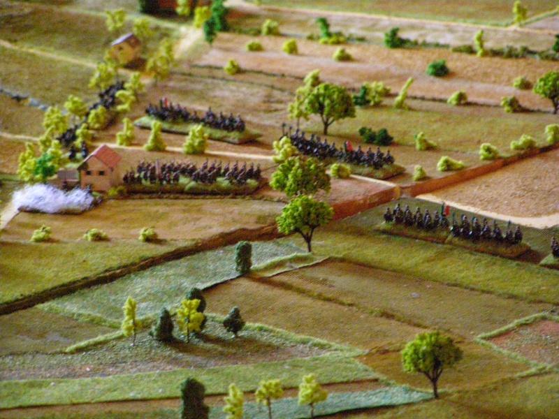 Il diorama della battaglia di Montebello - 20 maggio 1859 (WORK-in-PROGRESS) P6190011