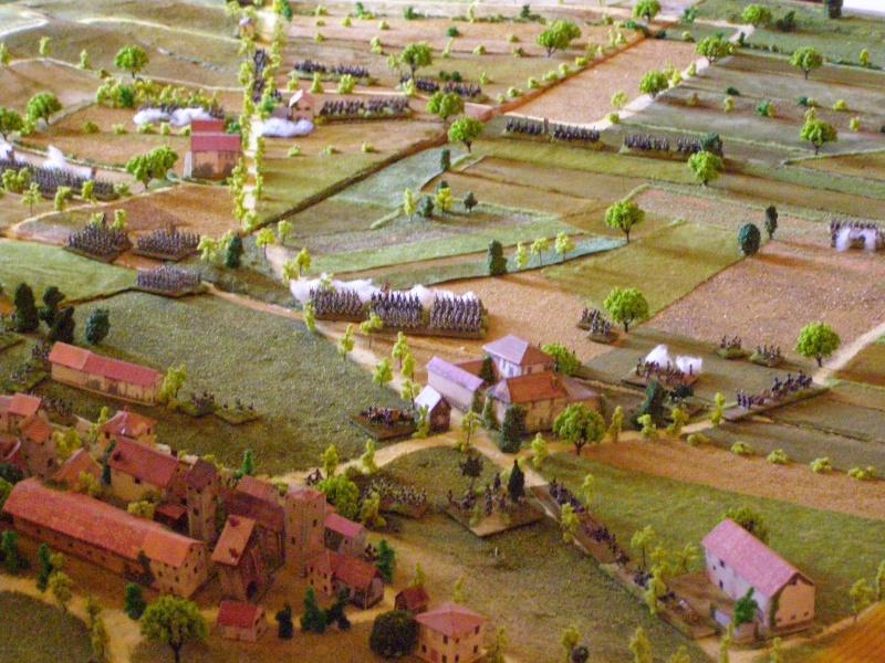 Il diorama della battaglia di Montebello - 20 maggio 1859 (WORK-in-PROGRESS) P6190012