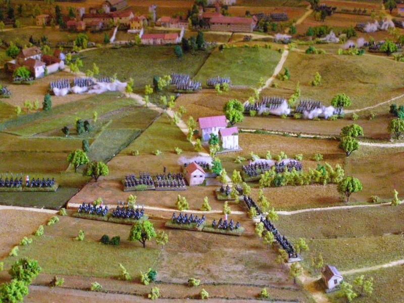 Il diorama della battaglia di Montebello - 20 maggio 1859 (WORK-in-PROGRESS) P6190013